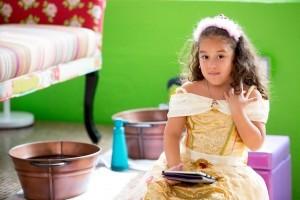 kids salon services menu - 0