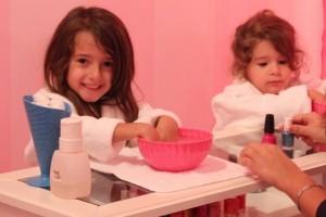 kids salon services menu - 2