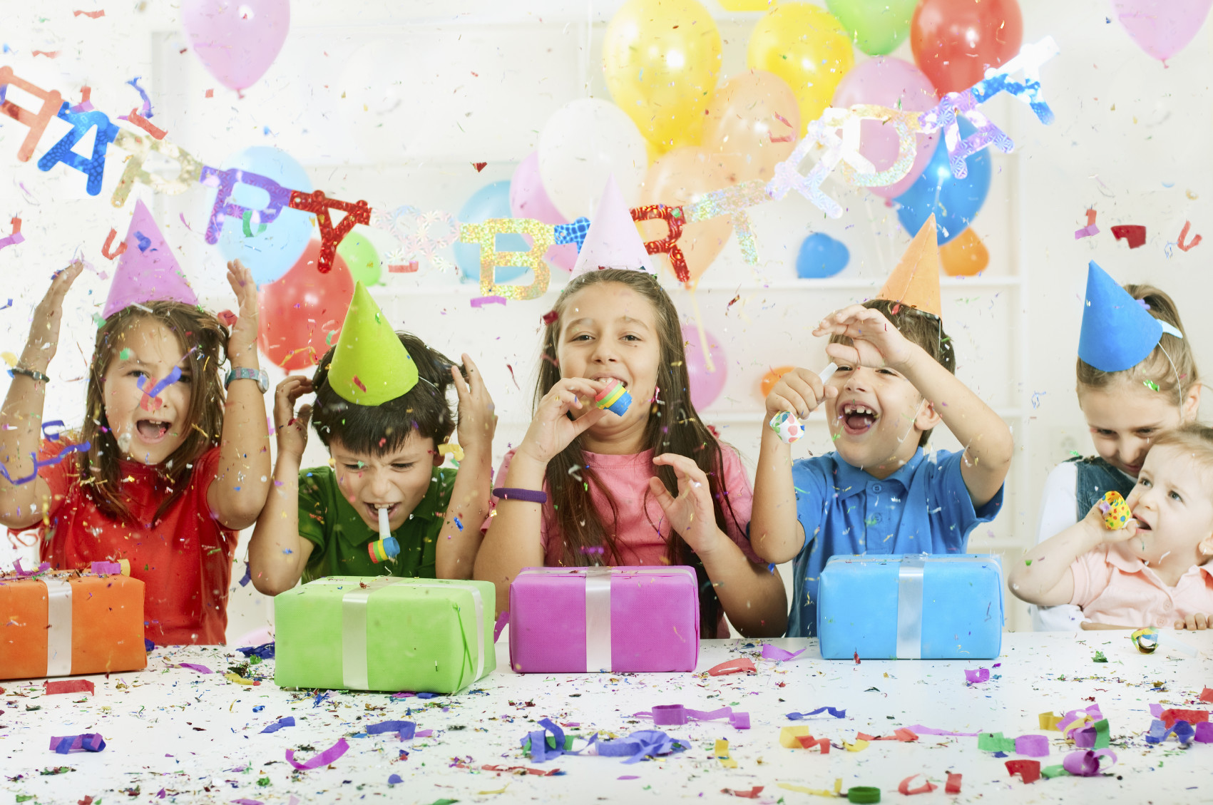Kids Birthday Party Boutique | Just 4 Kids Salon & Birthday Party