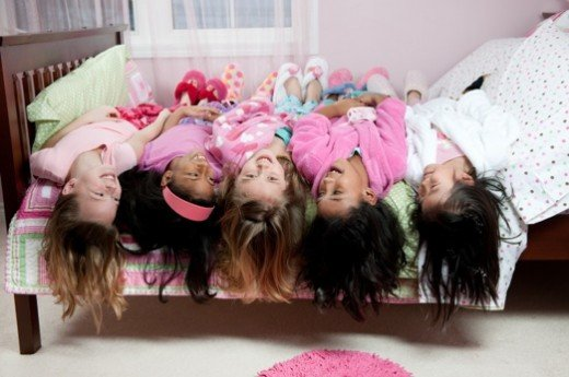Lice Prevention Tips - Sleepovers