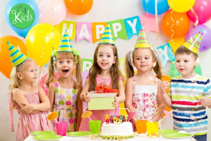 Just 4 Kids Salon - Birthday Party - Lower Opt In