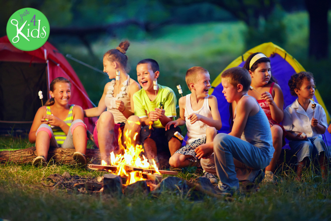 Just 4 Kids Salon - Summer Camp