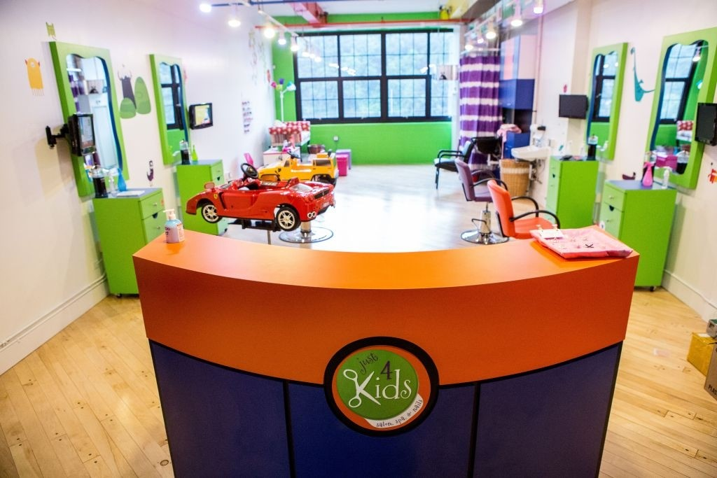 Just 4 Kids Salon - Who We Are