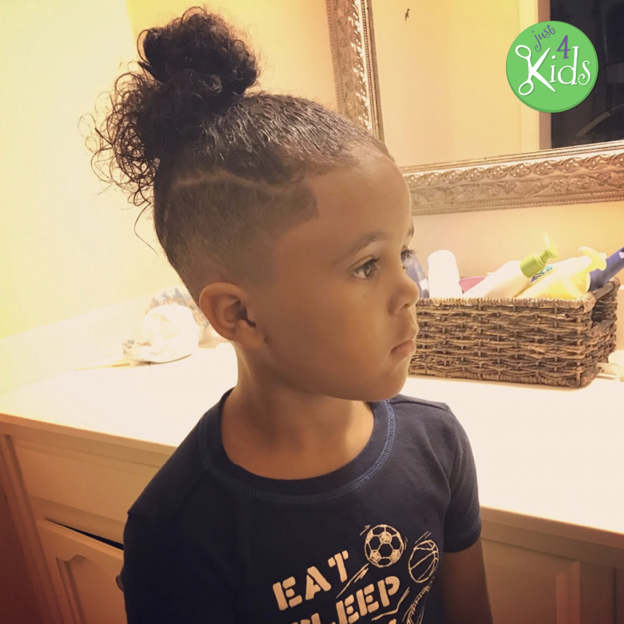 Top Kids Hairstyles 2018 - Long Hairstyles for Boys - Long Hair ...