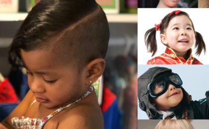 Just 4 Kids Salon - Top Kids Hairstyles 2018 - Hairstyles for Short Hair Girls - Main