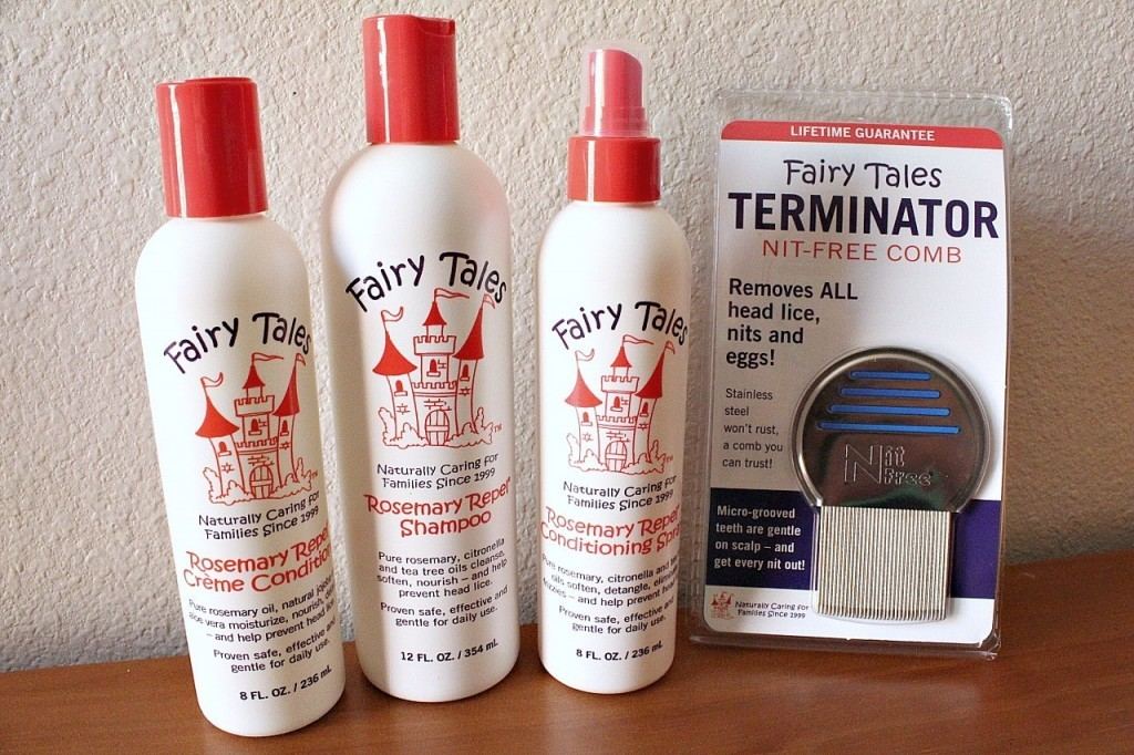 Lice Treatment Products - Main