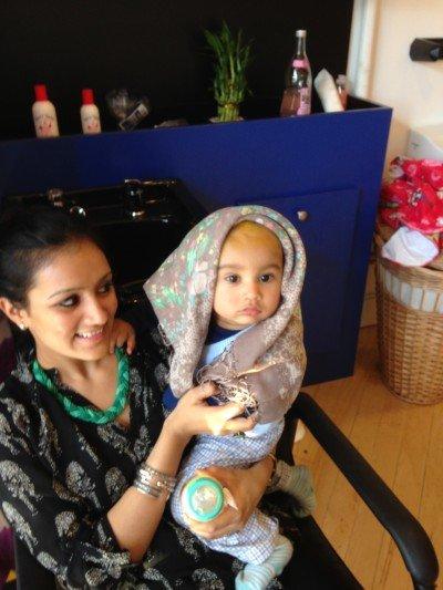 Mundan Ceremony Chudakarana Ceremony - Just 4 Kids Salon