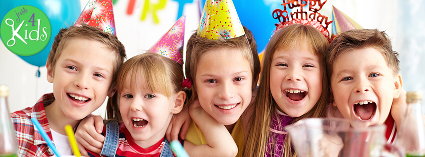 Just 4 Kids Salon - Birthday Party Opt-In